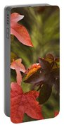 Leafy Portable Battery Charger