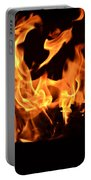 Leaping Flames Portable Battery Charger