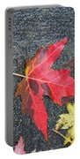 Leave The Leaves Portable Battery Charger