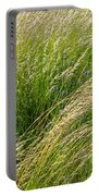 Leaves Of Grass Portable Battery Charger