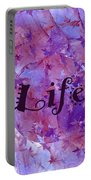 Leaves Of Life Portable Battery Charger