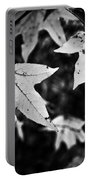 Leaves Without Color Portable Battery Charger
