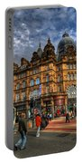 Leeds Kirkgate Market Portable Battery Charger