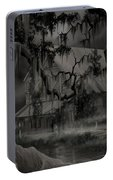 Legend Of The Old House In The Swamp Portable Battery Charger