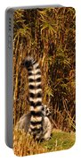 Lemur Tail Portable Battery Charger