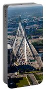 Leonard Yakim Bunker Hill Memorial Bridge Portable Battery Charger