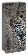 Leopard Hunt Portable Battery Charger