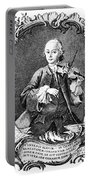 Leopold Mozart (1719-1787) Portable Battery Charger