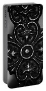 Let Mercy Reign Bw Portable Battery Charger