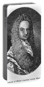 Lewis Morris (1671-1746) Portable Battery Charger