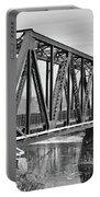 Lewiston-auburn Railroad Bridge Portable Battery Charger