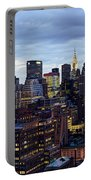 Life In The Big City Portable Battery Charger