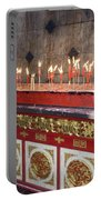 Lighted Incense Sticks Portable Battery Charger