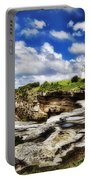 Lighthouse At Watson Bay Portable Battery Charger