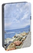 Lighthouse Camogli Portable Battery Charger