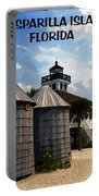 Lighthouse On Gasparilla Portable Battery Charger