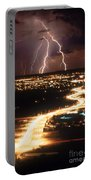 Lightning Storm Portable Battery Charger