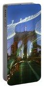 Lightwriting Brooklyn Bridge Portable Battery Charger