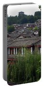 Lijiang Rooftops Portable Battery Charger