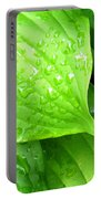 Like A Drop Of Dew Portable Battery Charger