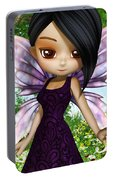 Lil Fairy Princess Portable Battery Charger