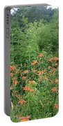 Lillies In The Valley Portable Battery Charger