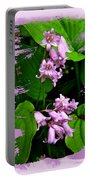 Lily Of The Valley - In The Pink #1 Portable Battery Charger