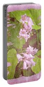 Lily Of The Valley - In The Pink #3 Portable Battery Charger