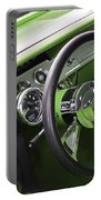Lime Chevy Impala  Portable Battery Charger
