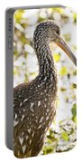 Limpkin Luster Portable Battery Charger