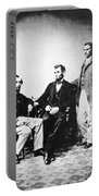 Lincoln & Secretaries, Portable Battery Charger