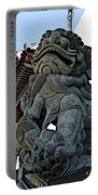 Lion Of Buddha Portable Battery Charger
