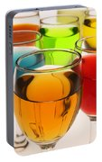 Liquor Glasses Portable Battery Charger