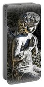 Little Angel Statue Portable Battery Charger
