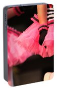 Little Pink Tutus Portable Battery Charger