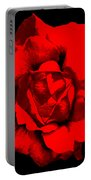 Little Red Flower ... Portable Battery Charger
