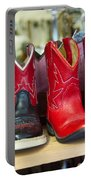 Little Tykes Cowboy Boots Portable Battery Charger