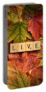Live-autumn Portable Battery Charger
