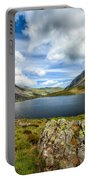 Llyn Idwal Lake Portable Battery Charger