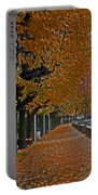 Locarno In Autumn Portable Battery Charger