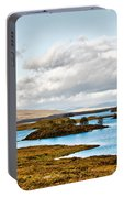 Loch Ba View Portable Battery Charger