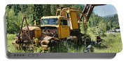 Logging Truck 2 - Burke Idaho Ghost Town Portable Battery Charger