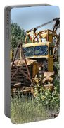 Logging Truck - Burke Idaho Ghost Town Portable Battery Charger
