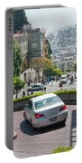 Lombard Street San Francisco Portable Battery Charger