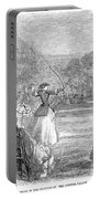 London: Archery, 1859 Portable Battery Charger
