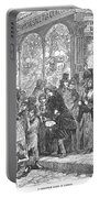 London: Christmas, 1866 Portable Battery Charger