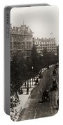 London: Embankment, 1908 Portable Battery Charger