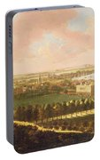 London From Greenwich Hill Portable Battery Charger
