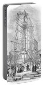 London: Nelson Column, 1845 Portable Battery Charger