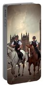 London Police Portable Battery Charger